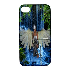 Magic Sword Apple Iphone 4/4s Hardshell Case With Stand by icarusismartdesigns