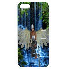 Magic Sword Apple Iphone 5 Hardshell Case With Stand by icarusismartdesigns