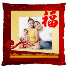 Chinese New Year By Ch   Standard Flano Cushion Case (two Sides)   6q01khta9acy   Www Artscow Com Back