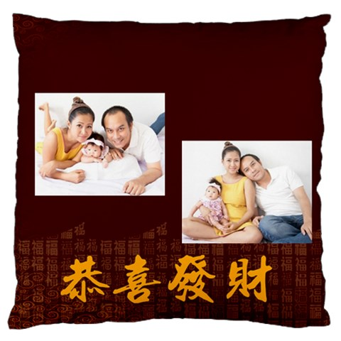 Chinese New Year By Ch   Standard Flano Cushion Case (one Side)   Kj9uoh6mu0f3   Www Artscow Com Front
