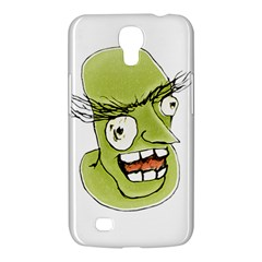 Mad Monster Man With Evil Expression Samsung Galaxy Mega 6 3  I9200 Hardshell Case by dflcprints