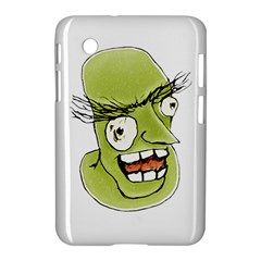 Mad Monster Man With Evil Expression Samsung Galaxy Tab 2 (7 ) P3100 Hardshell Case  by dflcprints
