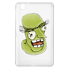 Mad Monster Man With Evil Expression Samsung Galaxy Tab Pro 8 4 Hardshell Case by dflcprints