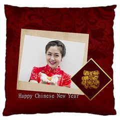 Chinese New Year By Ch   Standard Flano Cushion Case (two Sides)   Llyvw1myx885   Www Artscow Com Back