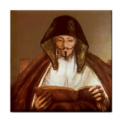 Anonymous Reading Face Towel by AnonMart