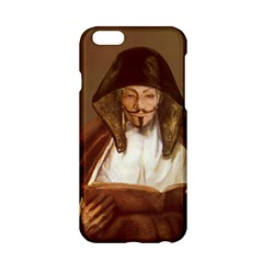 Anonymous Reading Apple Iphone 6 Hardshell Case by AnonMart