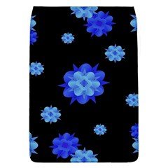 Floral Print Modern Style Pattern  Removable Flap Cover (large) by dflcprints