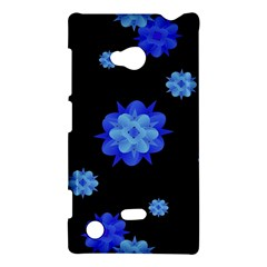 Floral Print Modern Style Pattern  Nokia Lumia 720 Hardshell Case by dflcprints
