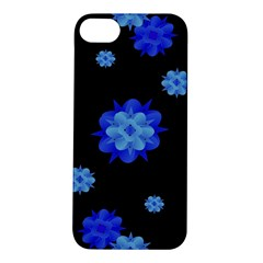 Floral Print Modern Style Pattern  Apple Iphone 5s Hardshell Case by dflcprints