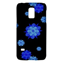 Floral Print Modern Style Pattern  Samsung Galaxy S5 Mini Hardshell Case  by dflcprints