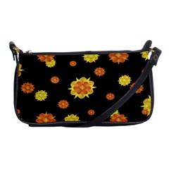 Floral Print Modern Style Pattern  Evening Bag by dflcprints