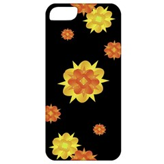 Floral Print Modern Style Pattern  Apple Iphone 5 Classic Hardshell Case by dflcprints