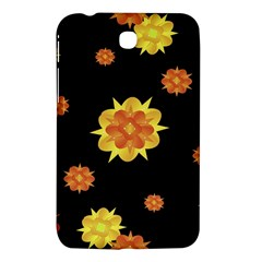 Floral Print Modern Style Pattern  Samsung Galaxy Tab 3 (7 ) P3200 Hardshell Case  by dflcprints