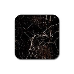 Spider Web Print Grunge Dark Texture Drink Coasters 4 Pack (square) by dflcprints