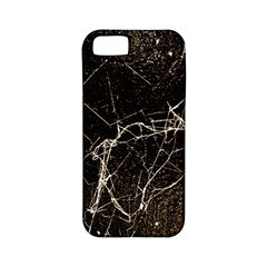 Spider Web Print Grunge Dark Texture Apple Iphone 5 Classic Hardshell Case (pc+silicone) by dflcprints