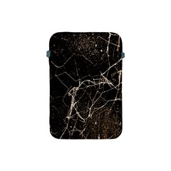 Spider Web Print Grunge Dark Texture Apple Ipad Mini Protective Sleeve by dflcprints