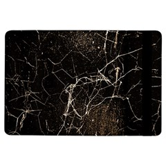 Spider Web Print Grunge Dark Texture Apple Ipad Air Flip Case by dflcprints