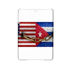 United States And Cuba Flags United Design Apple Ipad Mini 2 Hardshell Case by dflcprints