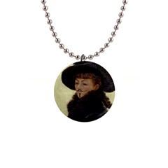 Kathleen Anonymous Ipad Button Necklace by AnonMart