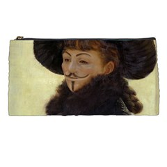 Kathleen Anonymous Ipad Pencil Case by AnonMart