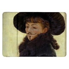 Kathleen Anonymous Ipad Samsung Galaxy Tab 8 9  P7300 Flip Case by AnonMart