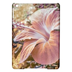 Fantasy Colors Hibiscus Flower Digital Photography Apple Ipad Air Hardshell Case by dflcprints