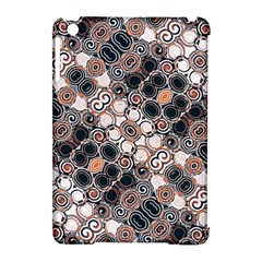 Modern Arabesque Pattern Print Apple Ipad Mini Hardshell Case (compatible With Smart Cover) by dflcprints