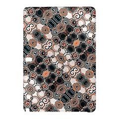 Modern Arabesque Pattern Print Samsung Galaxy Tab Pro 12 2 Hardshell Case by dflcprints