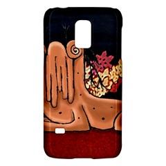 Cute Creature Fantasy Illustration Samsung Galaxy S5 Mini Hardshell Case  by dflcprints