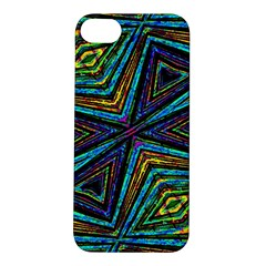 Tribal Style Colorful Geometric Pattern Apple Iphone 5s Hardshell Case by dflcprints