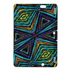 Tribal Style Colorful Geometric Pattern Kindle Fire Hdx 8 9  Hardshell Case by dflcprints