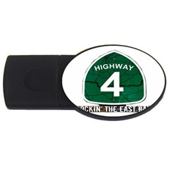 Hwy 4 Website Pic Cut 2 Page4 2gb Usb Flash Drive (oval) by tammystotesandtreasures