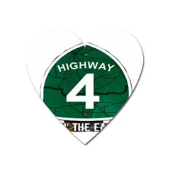 Hwy 4 Website Pic Cut 2 Page4 Magnet (heart) by tammystotesandtreasures