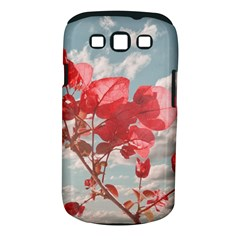 Flowers In The Sky Samsung Galaxy S Iii Classic Hardshell Case (pc+silicone) by dflcprints