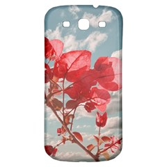 Flowers In The Sky Samsung Galaxy S3 S Iii Classic Hardshell Back Case by dflcprints