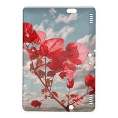 Flowers In The Sky Kindle Fire Hdx 8 9  Hardshell Case by dflcprints