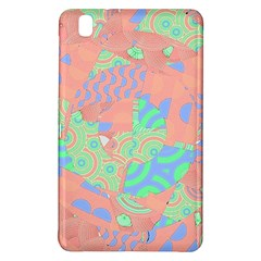 Tropical Summer Fruit Salad Samsung Galaxy Tab Pro 8 4 Hardshell Case by CrypticFragmentsColors