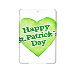 Happy St Patricks Day Design Apple iPad Mini 2 Hardshell Case by dflcprints