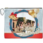 xmas - Canvas Cosmetic Bag (XXXL)