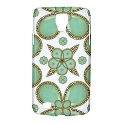 Luxury Decorative Pattern Collage Samsung Galaxy S4 Active (i9295) Hardshell Case by dflcprints
