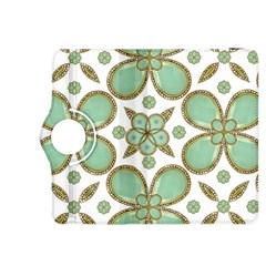 Luxury Decorative Pattern Collage Kindle Fire Hdx 8 9  Flip 360 Case by dflcprints