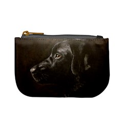 Black Lab Coin Change Purse by LabsandRetrievers