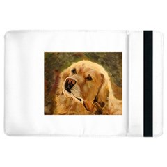 Golden Retriever Apple Ipad Air 2 Flip Case