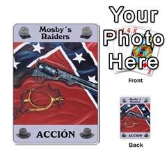 Mosby3multibacks By Jordi Diaz Jose   Multi Purpose Cards (rectangle)   Ouytj7b25ga9   Www Artscow Com Back 10