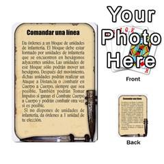Mosby3multibacks By Jordi Diaz Jose   Multi Purpose Cards (rectangle)   Ouytj7b25ga9   Www Artscow Com Front 17