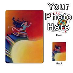 Mosby3multibacks By Jordi Diaz Jose   Multi Purpose Cards (rectangle)   Ouytj7b25ga9   Www Artscow Com Front 29