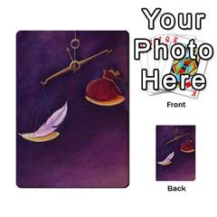 Mosby3multibacks By Jordi Diaz Jose   Multi Purpose Cards (rectangle)   Ouytj7b25ga9   Www Artscow Com Back 32