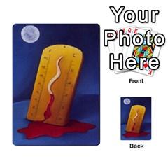 Mosby3multibacks By Jordi Diaz Jose   Multi Purpose Cards (rectangle)   Ouytj7b25ga9   Www Artscow Com Back 37