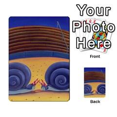Mosby3multibacks By Jordi Diaz Jose   Multi Purpose Cards (rectangle)   Ouytj7b25ga9   Www Artscow Com Back 38