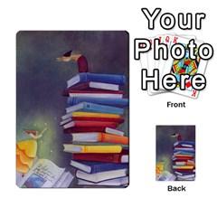 Mosby3multibacks By Jordi Diaz Jose   Multi Purpose Cards (rectangle)   Ouytj7b25ga9   Www Artscow Com Back 46